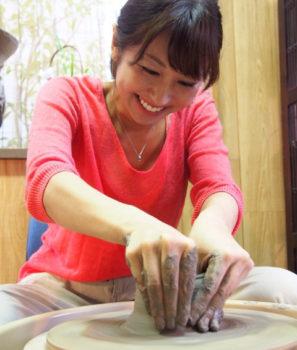 陶芸をはじめよう! ②陶芸の3つの魅力 作る、完成、使う